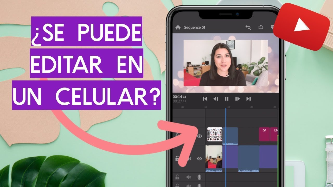 Las Mejores Apps Para Editar Videos De Youtube 6 Editores Para Celulares Android Y Iphone Youtube
