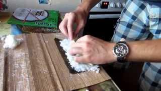 Как приготовить роллы в домашних условиях. Приготовление роллов