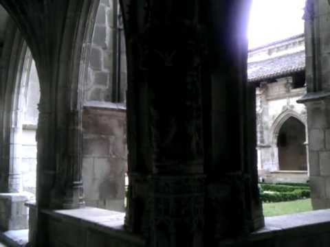Cahors, Saint Etienne Cathedral Cloister