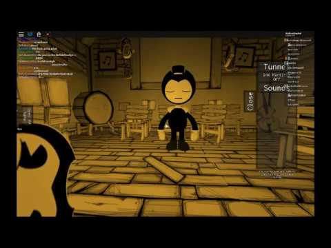 Roblox bendy rp event
