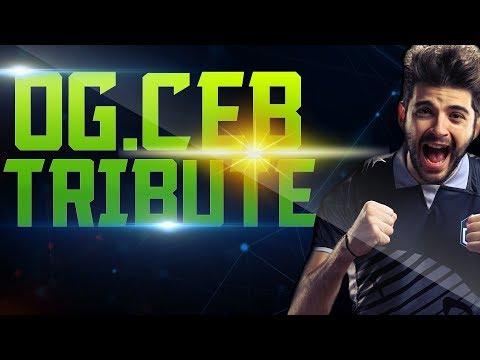 OG.Ceb Tribute Movie - Best Plays Dota 2