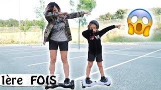 HOVERBOARD : QUI VA TOMBER  ?  / Family Vlog