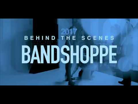 Band Shoppe 2017 Behind the Scenes