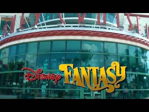 Disney Fantasy September 2016 by Martin