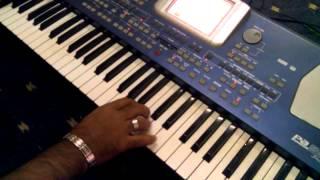 تعليم عزف مقطع من أغنية موعود..عبد الحليم حافظ