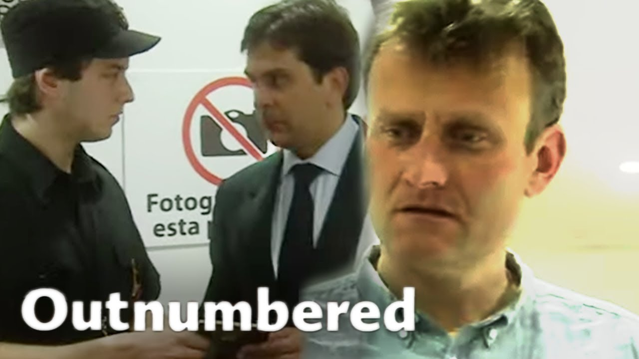 Pete Gets Detained At The Airport Check-In| Outnumbered