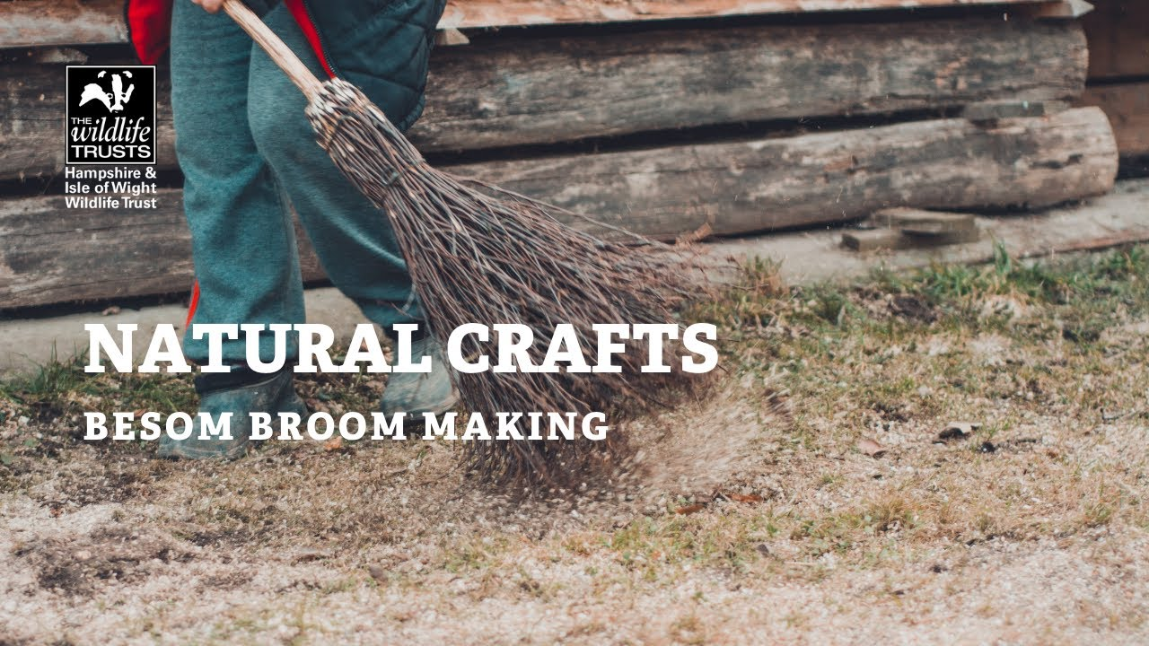 Make a Clean Sweep with this Broom Making Activity!