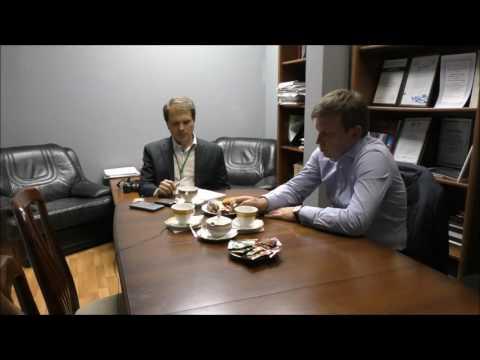 Интервью с Игорем Меркуловым (СБЕРБАНК РОССИИ, Омск)