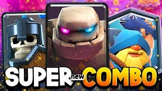 *NEW* GOLEM COMBO DECK is BROKEN! 13-YEAR-OLD 'PRO' PRODIGY!