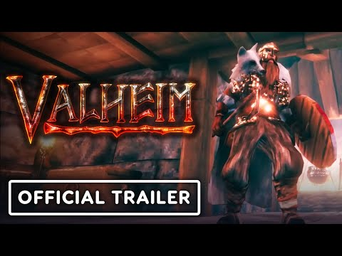 Valheim - Official Early Access Launch Trailer