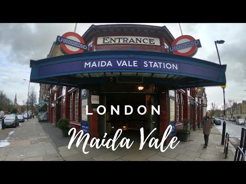 London Walks | Maida Vale | Little Venice | Paddington Basin