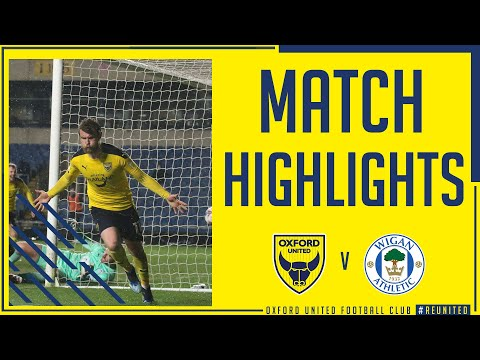 Oxford Utd Wigan Goals And Highlights