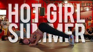 Megan Thee Stallion - Hot Girl Summer ft. Nicki Minaj & Ty Dolla $ign | Hamilton Evans Choreography