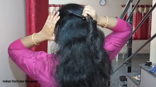 Beautiful Party Hairstyle with Twist | Hair Style Girl | Cute Hairstyles for Party | Hairstyle