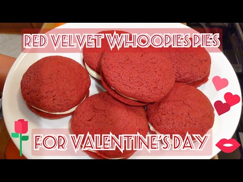 red-velvet-whoopies-pies-for-valentine's-day-|-6th-years-of-wedding-anniversary-4-my-mahals-favorite