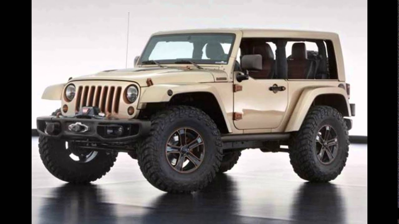 2016 Jeep Wrangler Unlimited Mojave Sand YouTube