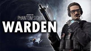 NAJELEGANTSZY *nowy* OPERATOR! WARDEN - Rainbow Six Siege Phantom Sight