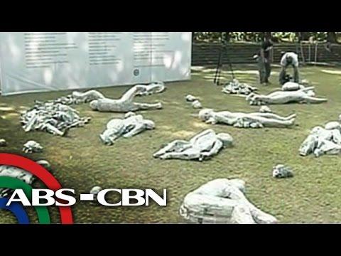 Ampatuan massacre ginunita ng mga mamamahayag
