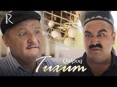 Qalpoq - Tuxum   Калпок - Тухум (hajviy ko'rsatuv)