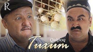Qalpoq - Tuxum | Калпок - Тухум (hajviy ko'rsatuv)