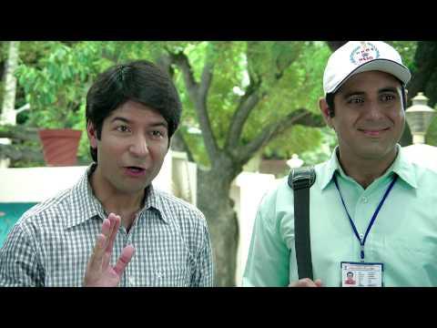 NSSO (National Sample Survey Office) TVC (Actor Gaurav Bakshi)