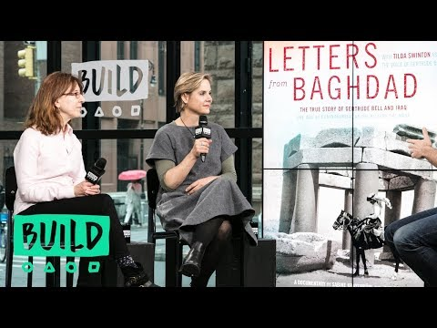 "Directors Sabine Krayenbühl And Zeva Oelbaum Discuss Documentary ""Letters From Baghdad"""