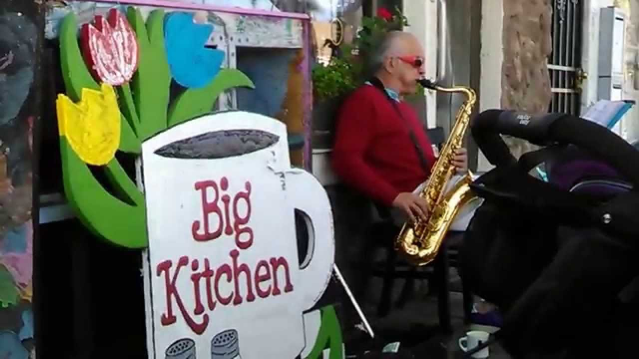 Weekend Music at Judy\'s \'Big Kitchen\' in South Park, San ...