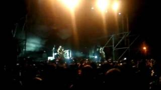 Apocalyptica en Paraguay - Master of Puppets