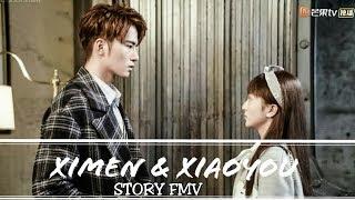 Ximen and Xiaoyou Story|Statue |Meteor Garden 2018 FMV