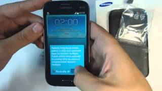 Samsung Galaxy Grand Duos GT I9082   Unboxing amp Hands on   Cursed4Eva com 3