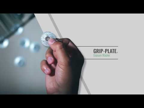 Grip-Plate® Gypsum Washer from Rodenhouse Inc.