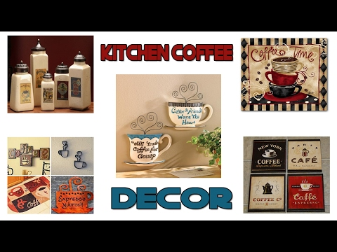 [Daily Decor] Kitchen Coffee Decor Inspiration