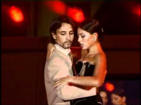 GERALDIN ROJAS e JAVIER RODRIGUEZ - Tango in Music World