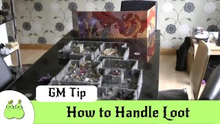 How To Handle Loot in D&D 5th Edition: GM Tips