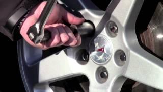 McGard SplineDrive Wheel Lock & Lug Nut Wheel Installation Kit