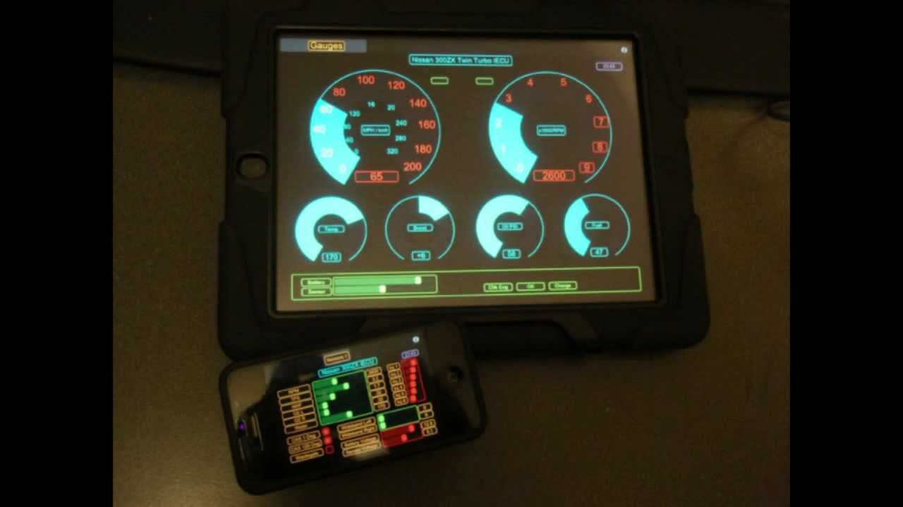 Iecu Wireless Information And Control From Your Vehicle S Ecu And