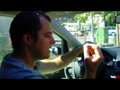 Chizhny: Обзор Honda Odyssey 2014