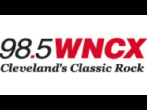 Rick Allen 98.5 WNCX Cleveland, Ohio 2010 Radio Aircheck
