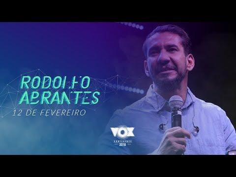VOX Conference 2018 I Rodolfo Abrantes I 12 02 18 I IBCBH