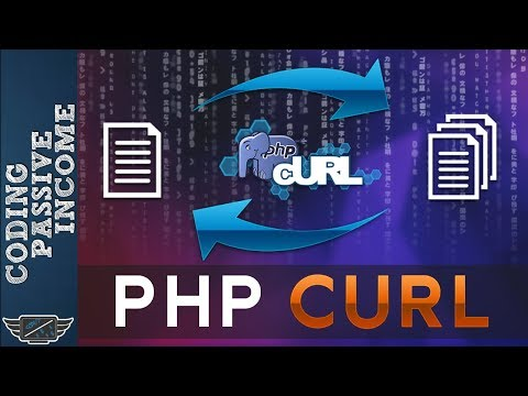 PHP CURL Tutorial - Web Scraping & Login To Website Made Easy