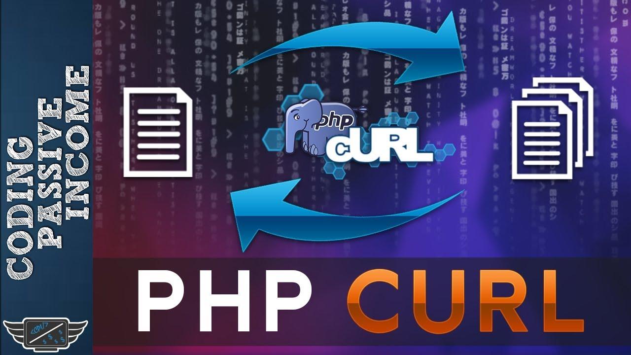 Php curl tutorial web scraping login to website made easy youtube php curl tutorial web scraping login to website made easy baditri Gallery