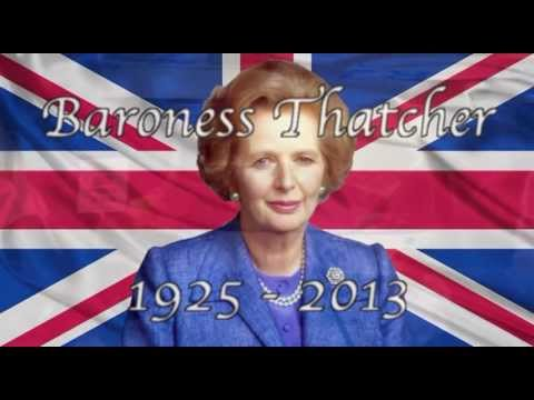 Baroness Thatcher - A Legacy In Pictures & Music