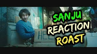 SANJU OFFICIAL TEASER RANBIR KAPOOR SANJAY DUTT REACTION