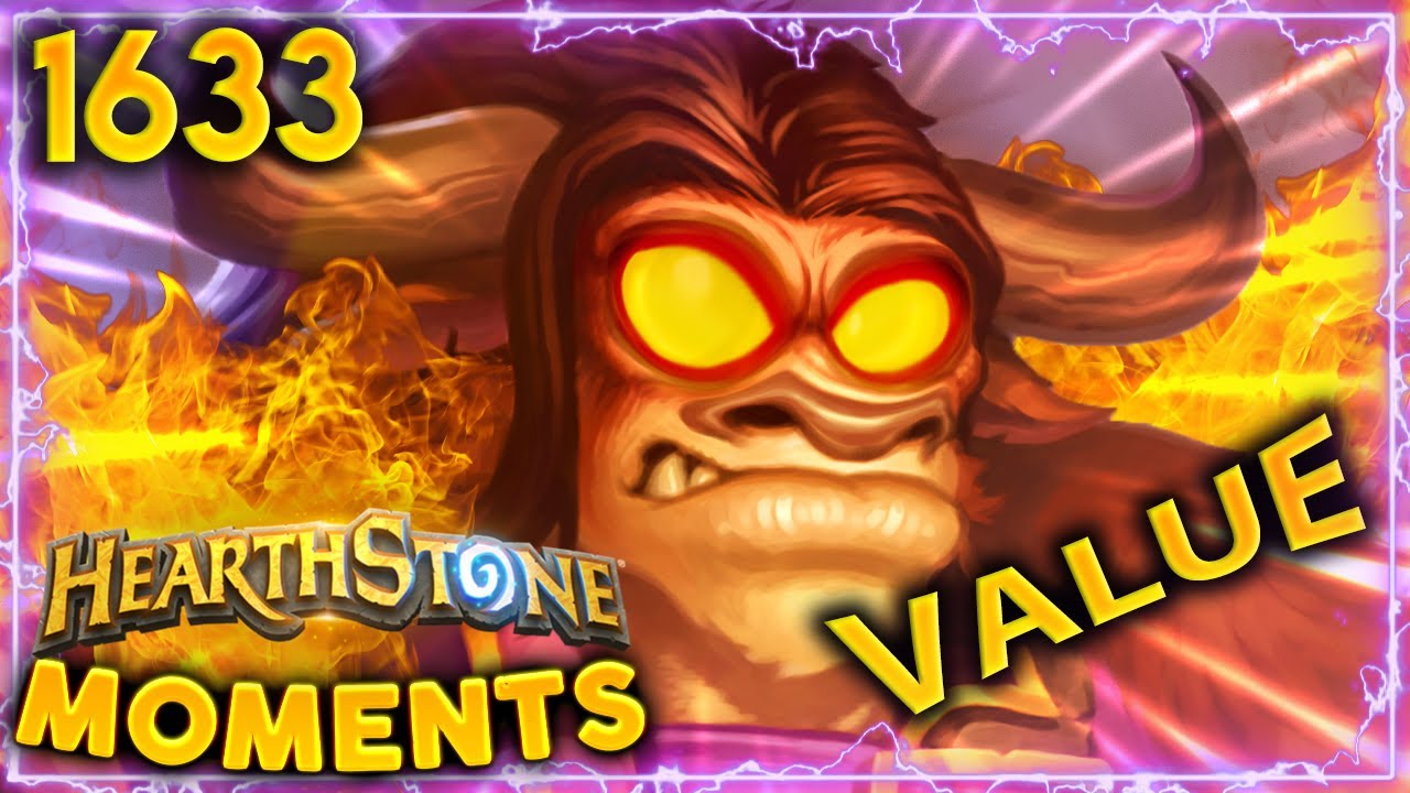 Welcome To VALUE TOWN, Little Warlock! | Hearthstone Daily Moments Ep.1633