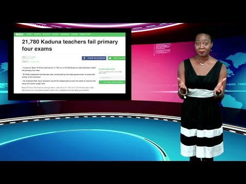 21,780 Teachers Fail Primary 4 Test in Kaduna