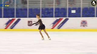 Открытые юношеские соревнования по фигурному катанию на коньках «Пасха 2019», 29 апреля, День 1
