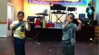 Lao Dance (too cute to miss)