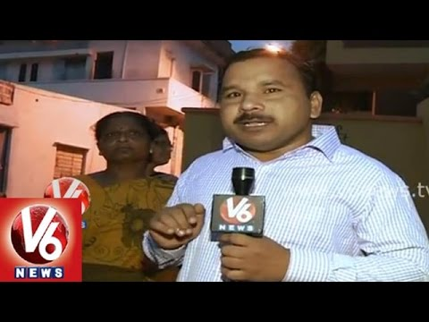 Ground Report - Inside view of Hyderabad Slum Dwellers & daily labors - V6 Special Report