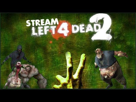 Стрим по Left 4 Dead 2 (Полное прохождение)