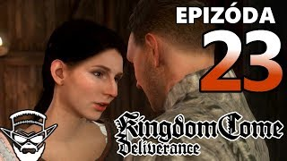 ( ͡° ͜ʖ ͡°) S TERKOU V STODOLE ! - Kingdom Come Deliverance / 1080p 60fps / CZ/SK Lets Play / # 23